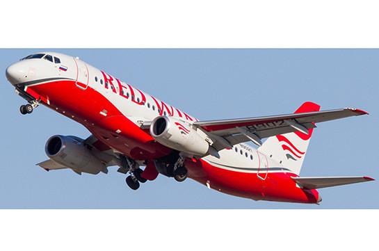 Ռուսական Red Wings ավիաընկերությունը չվերթներ է իրականացնելու Երևան - Մոսկվա երթուղով