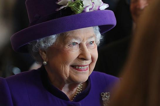 Մեծ Բրիտանիայի թագուհին հավանություն է տվել արքայազն Հարիի հարսանիքին
