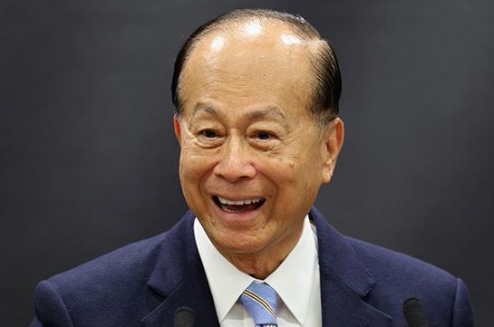 Հոնգկոնգի ամենահարուստ մարդը թոշակի է անցել