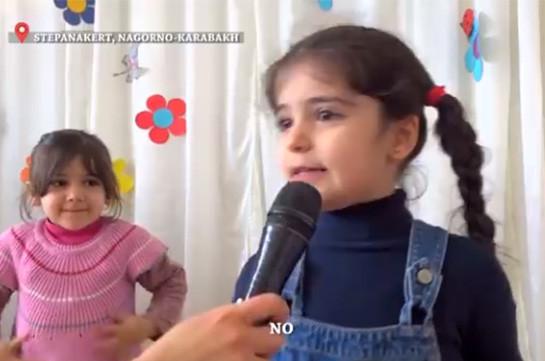 Ովքե՞ր են երեխաների թշնամիներն Արցախում և Ադրբեջանում (Տեսանյութ)