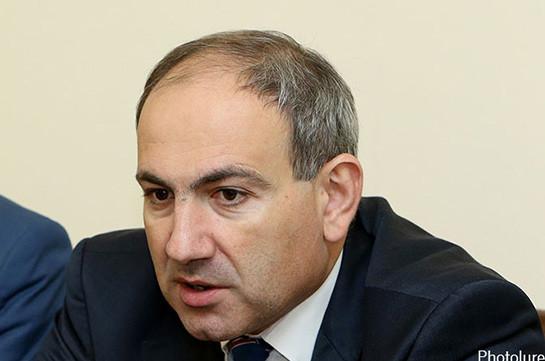 Никол Пашинян: У нас есть время, чтобы спокойно обсудить все вопросы