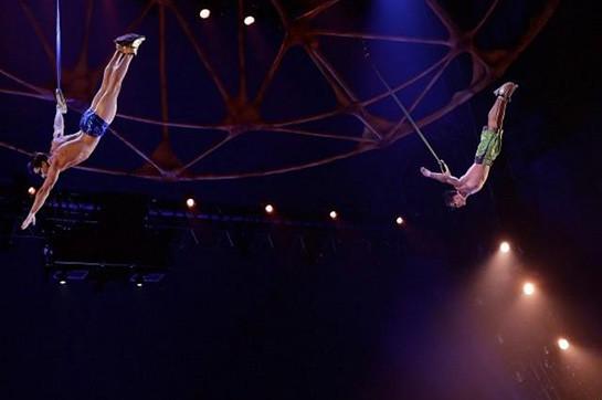 Cirque du Soleil կրկեսի ակրոբատը բարձրությունից ընկել և մահացել է (Տեսանյութ)