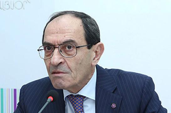 Шаварш Кочарян: Армяно-российские отношения не обусловлены приходом к власти тех или иных политических сил