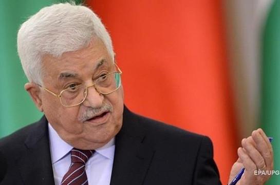Аббас назвал посла США «сыном собаки»