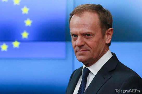 Туск предложил укрепить сотрудничество ЕС и НАТО по химической безопасности