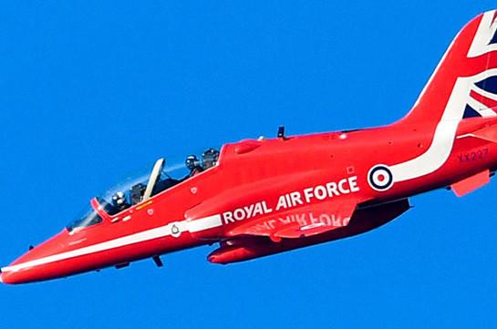 В Уэльсе разбился самолет британских ВВС