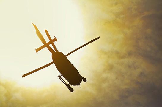 Ավստրալիայի ափերի մոտ ուղղաթիռ է կործանվել