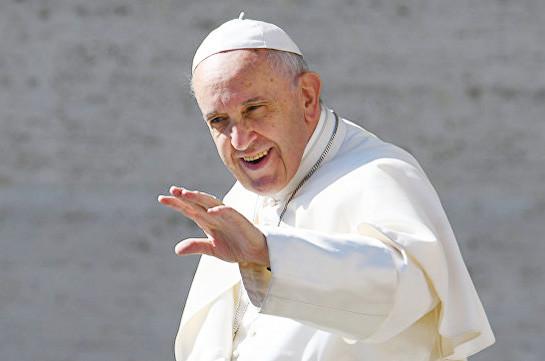 Папа Франциск посетит Дублин, где примет участие во Всемирной встрече семей