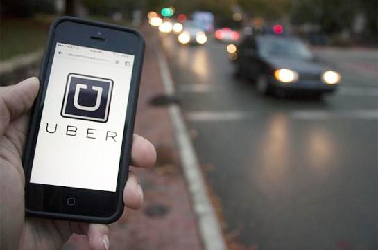 Uber избавляется отчасти бизнеса вАзии