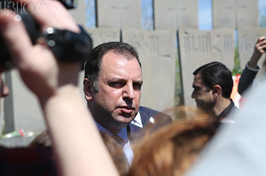 Виген Саркисян – о присвоении звания Национального героя Арменаку Урфаняну