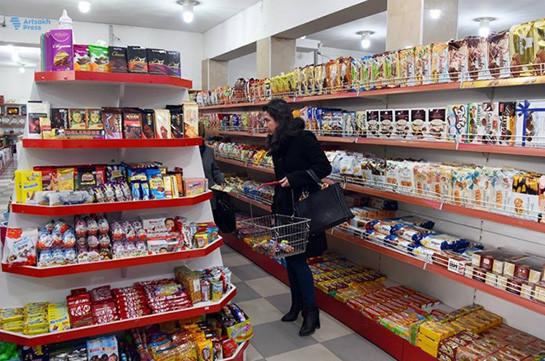 В январе-феврале в Арцахе зафиксирована инфляция на 2,3%