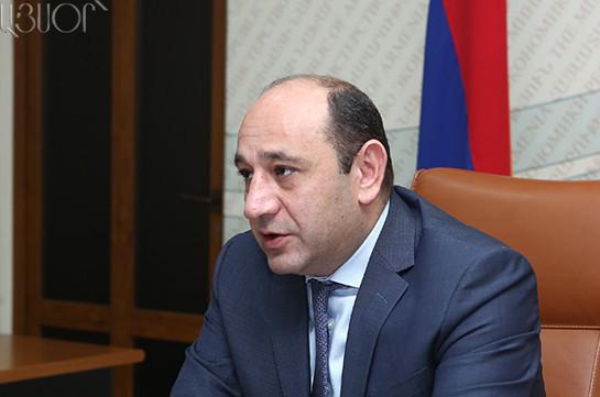 ՌԴ դեմ պատժամիջոցները կարճաժամկետ կտրվածքով վտանգ չեն ներկայացնում Հայաստանի համար. Կարայան