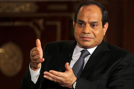 Եգիպտոսի նախագահը երկարաձգել է երկրում արտակարգ դրությունը