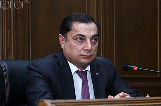 Վարչապետի ընտրության ԱԺ հատուկ նիստը կանցկացվի Երևանում. Վահրամ Բաղդասարյան