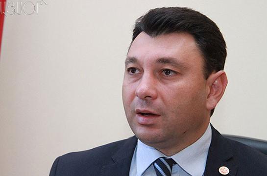 Նիստը կարճ տևեց. արձանագրեցին՝ վարչապետի թեկնածուն Սերժ Սարգսյանն է. Էդուարդ Շարմազանով