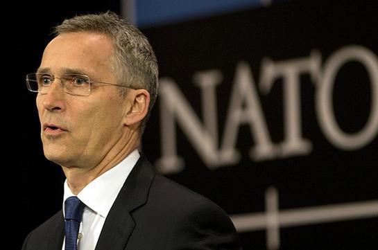 Столтенберг: страны НАТО выразили полную поддержку ударам по Сирии