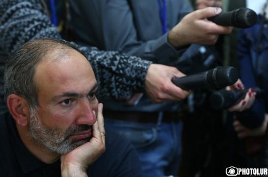 Никол Пашинян госпитализирован в медцентр «Наири»