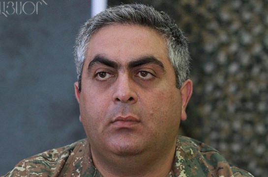 Арцрун Ованнисян: Это – военная колонна миротворческой бригады и не связана с событиями в Ереване