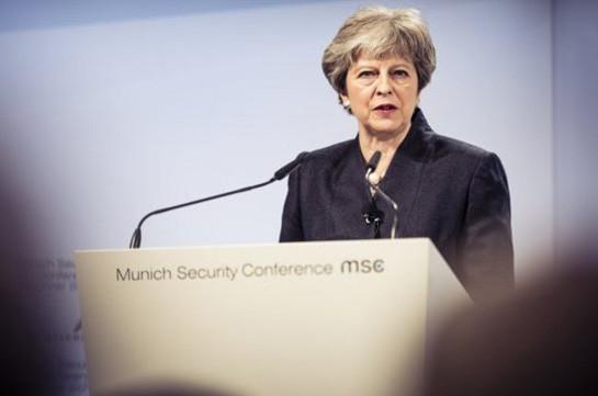 Թերեզա Մեյը բացատրել է, թե ինչու է Մեծ Բրիտանիան հարվածել Սիրիային