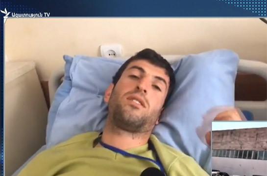 Материалы по делу об избиении журналиста в Ереване направлены в Следственный комитет