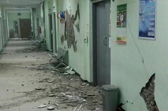 В Индонезии три человека стали жертвами землетрясения