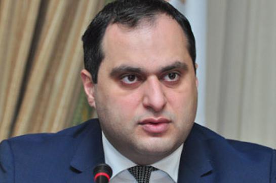 Ара Зограбян: Недопустимо применять насилие к мирным демонстрантам и подвергать приводу