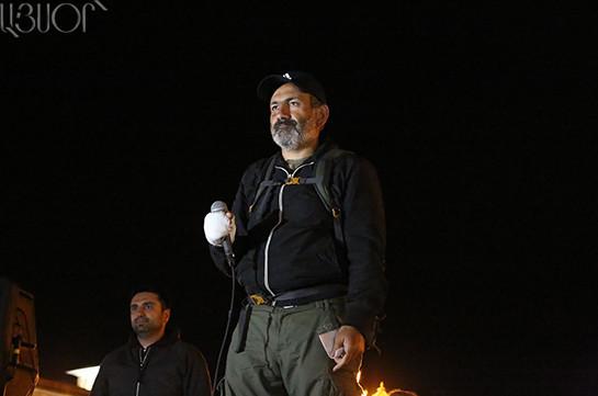 Պարզապես ծիծաղելի է, որ Սերժ Սարգսյանի մահամերձ իշխանությունը մեզ երկխոսության կոչ է անում. Նիկոլ Փաշինյան