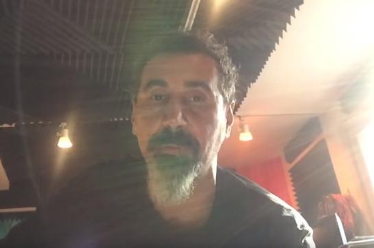 Ռոք երգիչ Սերժ Թանկյանը տեսաուղերձ է հղել