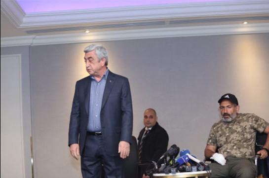 Отправящей партии Армении потребовали отставки— Ситуация вАрмении