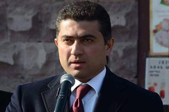 Возможно, я пожалел об этом – зять Царукяна о голосовании за кандидатуру Сержа Саргсяна
