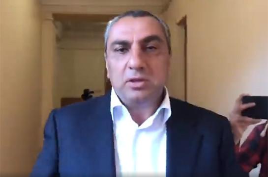 За все это время у меня нет даже ларька заграницей – Самвел Алесанян о вывозе капитала из Армении