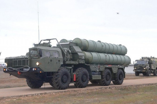 Россия начала производство С-400 для Турции