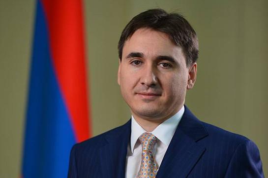 Ереван прокомментировал сообщения осрочной поездке руководителя МИД Армении в столицу Российской Федерации