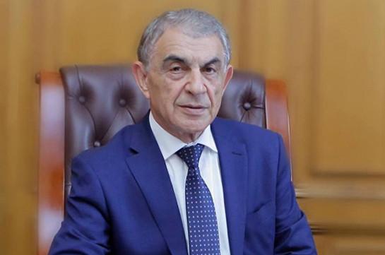 Հայաստանի նոր վարչապետի ընտրության հարցը կքննարկվի մայիսի 1-ին