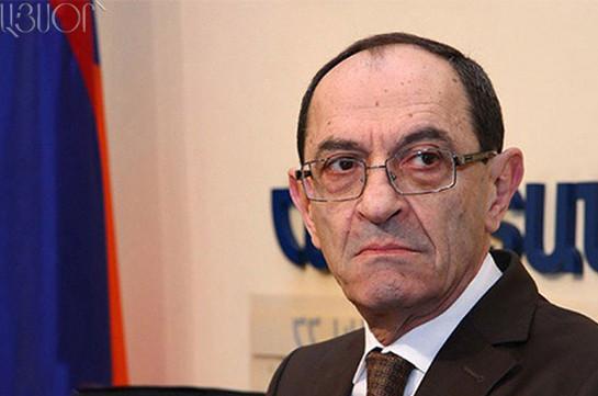 Որևէ գործընկեր չի փորձել միջամտել Հայաստանի ներքին գործերին. Շավարշ Քոչարյան