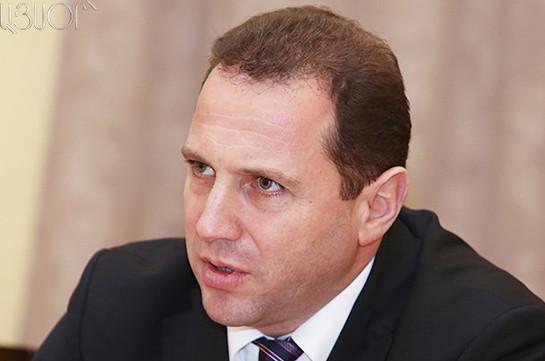 Давид Тоноян: ВС Армении были вовлечены в события 1 марта 2008 года, и это факт