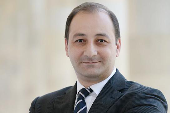 Наири Петросян возглавит офис экс-президента Сержа Саргсяна