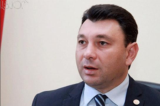 ՀՀԿ-ն որոշել է վարչապետի թեկնածու չառաջադրել. չունենք հայրենիք, որ տանենք ցնցումների. Շարմազանով