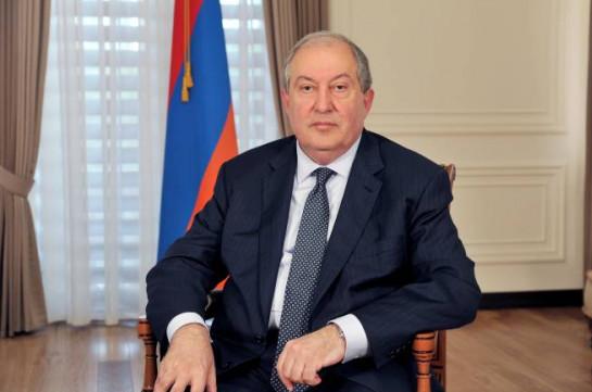 Армен Саркисян: Ситуацию в Армении можно разрешить лишь одним путем – конституционным