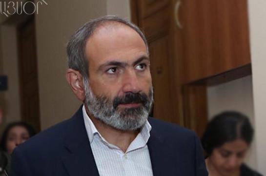 Пашинян – единственный кандидат на пост премьера Армении