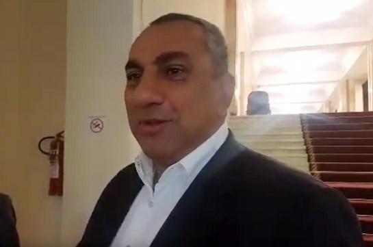 Ժողովրդի թեկնածուի կողմից եմ. Սամվել Ալեքսանյան (Տեսանյութ)