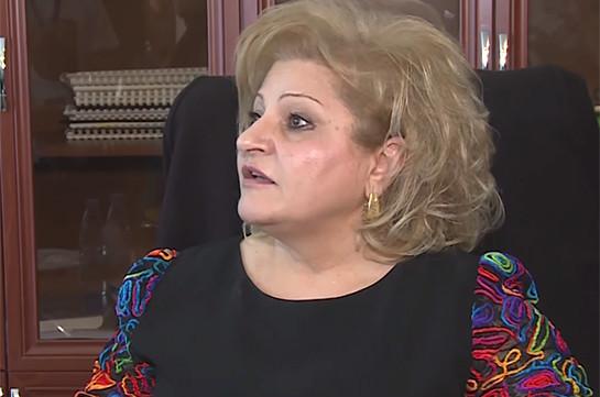 Директор школы имени Монте Мелконяна представила заявление об отставке