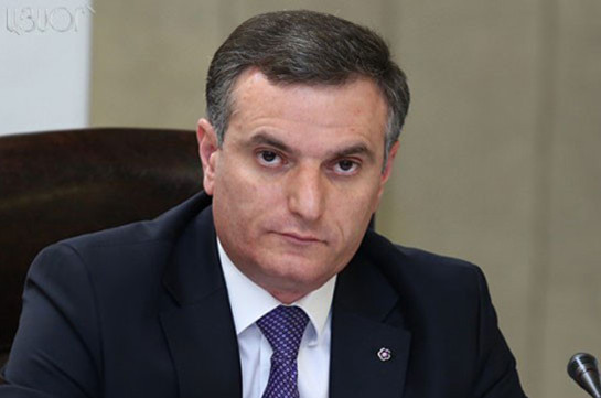 Заместитель министра обороны Артак Закарян подал в отставку - aysor.am -  Горячие новости из Армении