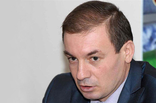 Артак Давтян освобожден от должности заместителя министра обороны