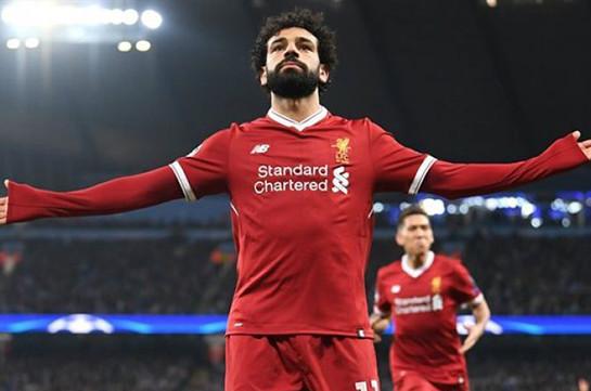 Салах: ясчастлив в«Ливерпуле», это был только мой 1-ый сезон