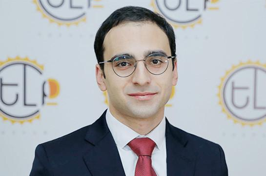 Тигран Авинян назначен вице-премьером