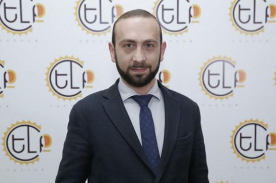 Արարատ Միրզոյանը նշանակվեց ՀՀ առաջին փոխվարչապետ