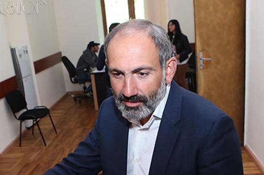Считаю, что внеочередные парламентские выборы состоятся в этом году – Никол Пашинян