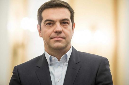 Վարչապետ Նիկոլ Փաշինյանին շնորհավորել է Հունաստանի վարչապետ Ալեքսիս Ցիպրասը
