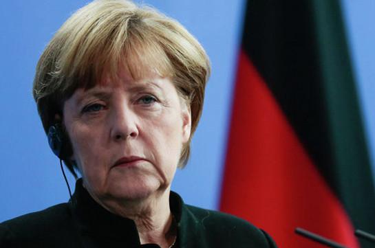 Меркель оценила масштаб кризиса в Сирии